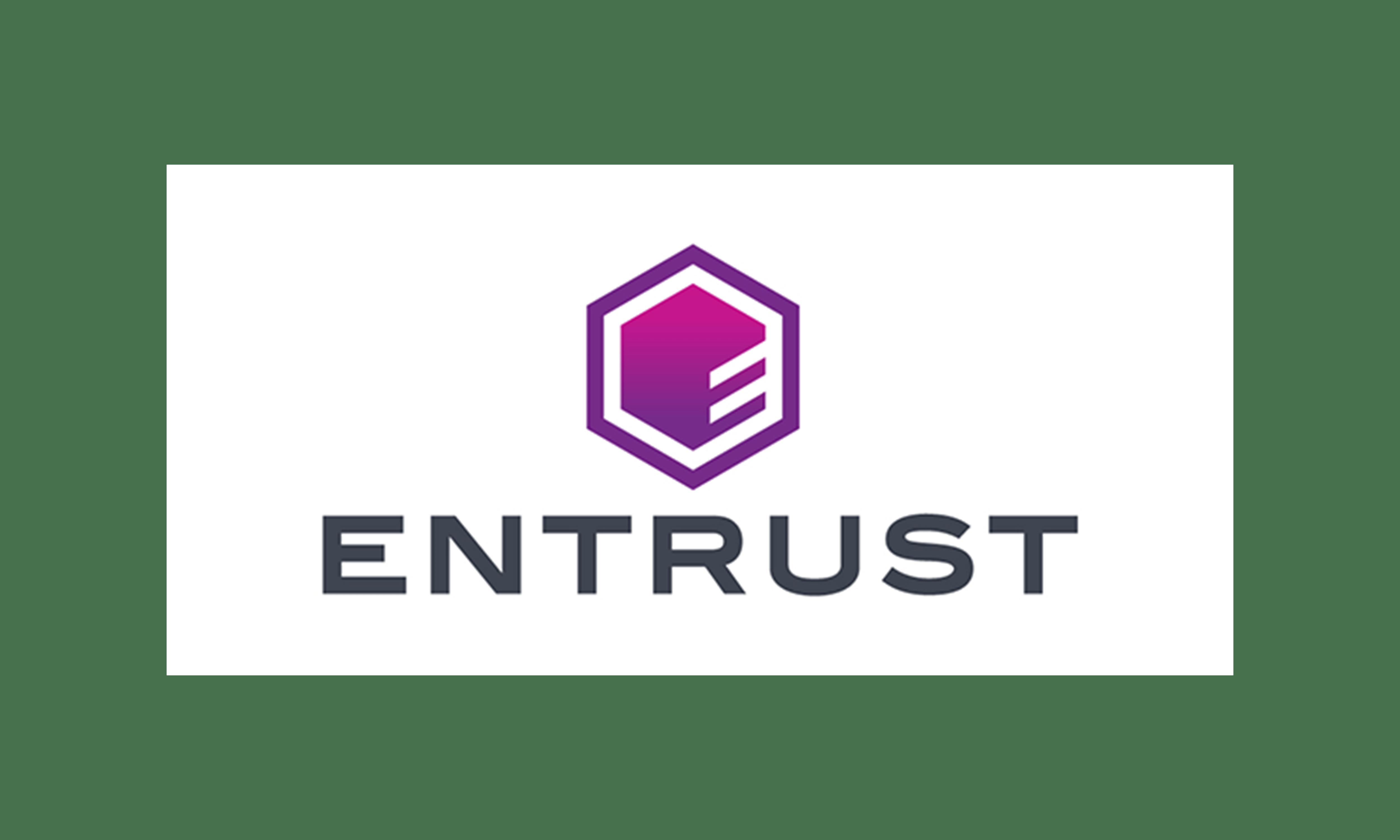 Logo Entrust